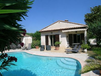 Photo for 4BR Villa Vacation Rental in Antibes, Provence-Alpes-Côte-D'Azur