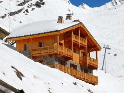 Photo for High standard Chalet 6-10 pers. In Val-Thorens, 3 Vallées ski out