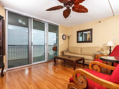 Photo for 3 bedroom close to beach, Tristan Towers #3A offers pool, tennis & fishing pier!