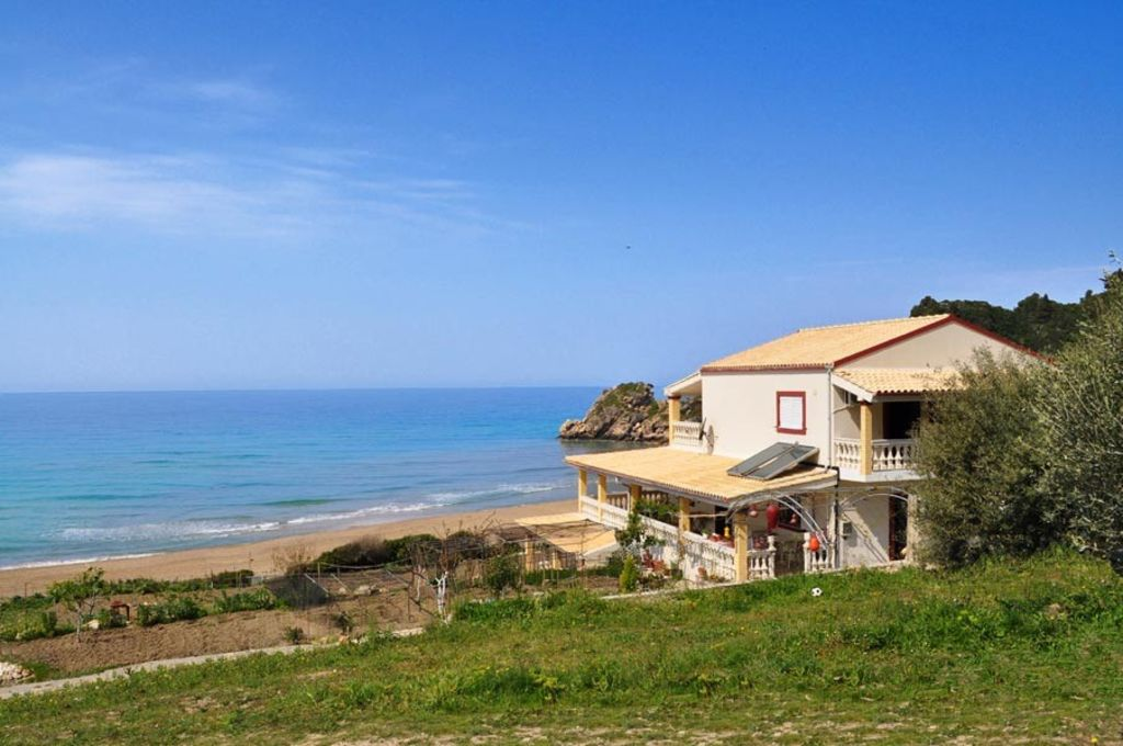 Rental villa in Siena by the sea