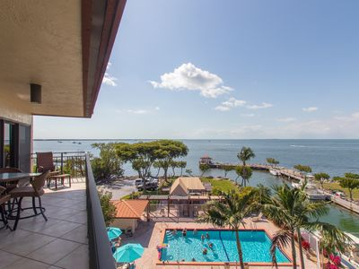 Photo for Beautiful Bay Front Condo