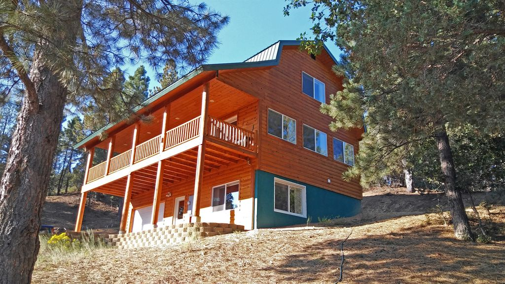 Zion bryce midway 3 story hi tech cabin utah 1174305 for Cabine vicino a bryce canyon