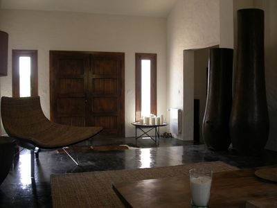 Photo for Romantic Hideaway with Private Pool, WIFI , Open Fire and Central Heating