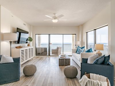 Photo for Completely renovated! Gorgeous beach front 3/3 in Orange Beach!
