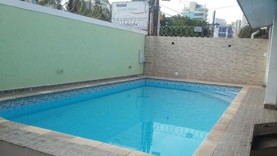 Photo for Enseada 100 m da Praia - Entire house: Swimming pool, Barbecue, Wi-Fi, 5 bedrooms