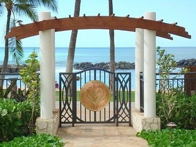 Gate To Lagoons Jogging/Walking Path And White Sand Beach.