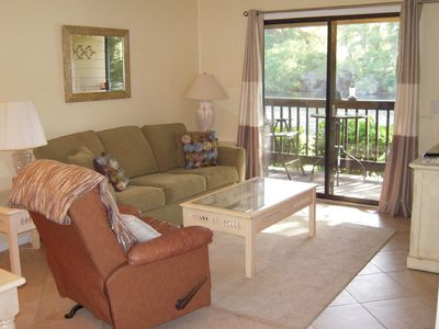 Photo for Steps From The Beach, Oceanfront Resort, FIRST Floor Condo