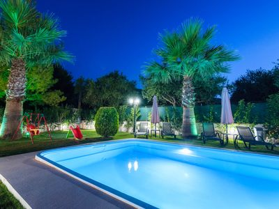 Photo for Fontana 4 Bedroom Holiday Home with Private Pool