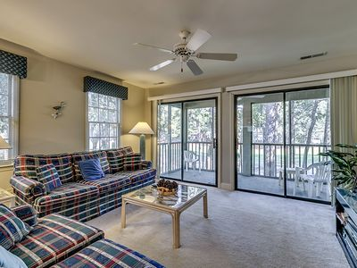 Photo for Shady Retreat Condo ready for your Retreat- 2nd Floor on the Golf Course