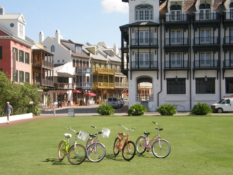 Downtown Rosemary Is Just A Bike Ride Away