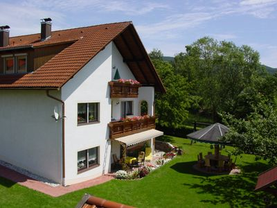 Photo for Haus Christa, Bavarian Forest, modern apartment with balcony