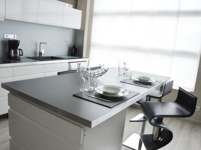 Photo for Comtemporary apartment any comfort 50m2