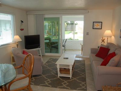 Photo for 2BR Apartment Vacation Rental in Siesta Key, Florida