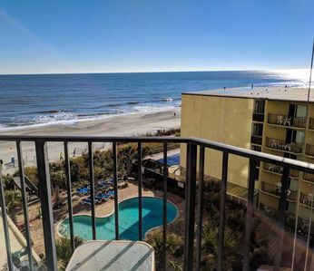 Photo for Ocean View One Bedroom Suite~Palace 509
