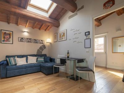 Photo for Very bright apartment in Florence