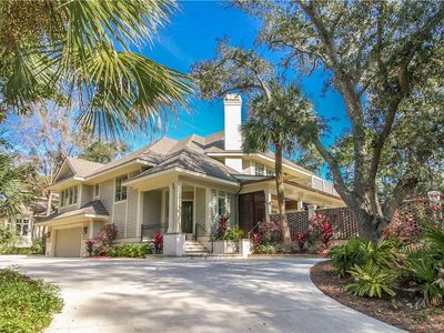 Photo for STUNNING Newly Built 2nd Row Ocean Sea Pines Home with all of the Luxuries