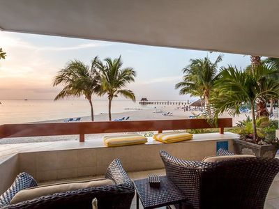 Photo for Private Corner Unit, Residencias Reef, Building 1