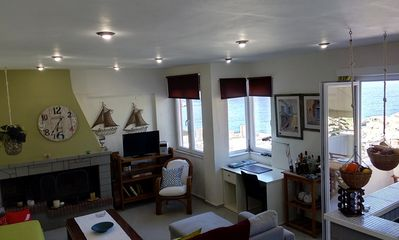 Photo for EXPERIENCE & ENJOY SEA VIEW & SOUND OF THE  WAVES (MAISONETTE DIREN)