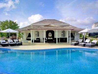 Photo for BEAUTIFUL 3 BEDROOM VILLA WITH POOL WITH 5 STAR RESORT FACILITIES AT ROYAL WESTMORELAND