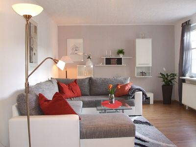 Photo for Spacious 3 room apartment in a central location on the Edersee