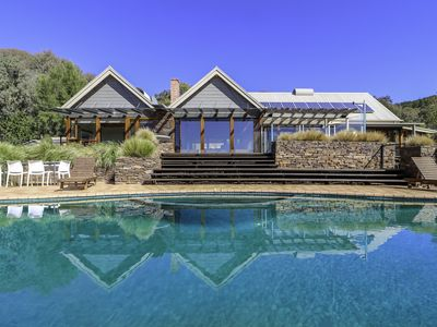 Photo for Hermitage an expansive Retreat set on 25 acres with Pool