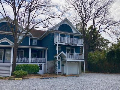 Photo for 4 Bed/2 Bath Townhouse Downtown Cape May Close to Beaches, Restaurants and Shopping