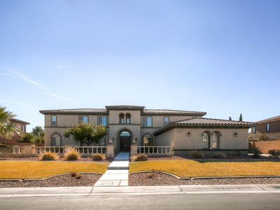 Photo for Luxurious Mansion on Half Acre w/Heated Pool & Spa VL