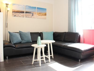 Photo for 3 room apartment in the center, free Wi-Fi, for up to 4 people