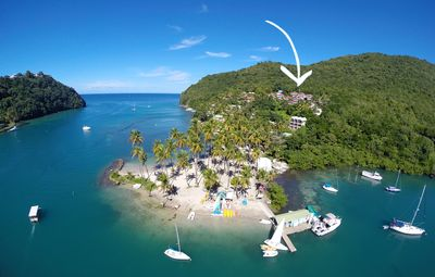 Photo for Private Sea Houses of Marigot Bay - *Discounts Available!*