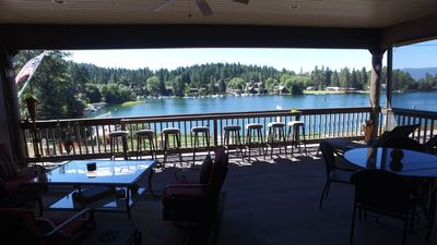 Photo for Grandview Suites in Downtown Bigfork Overlooking Bigfork Bay and Flathead Lake