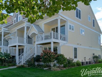 Photo for Sharon's Retreat: 2 BR 3 Story Condo in Downtown Grand Haven (sleeps 8)