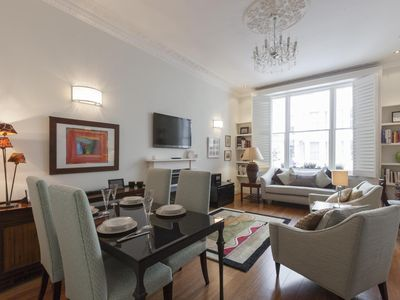 Photo for Colville Terrace - luxury 1 bedrooms serviced apartment - Travel Keys