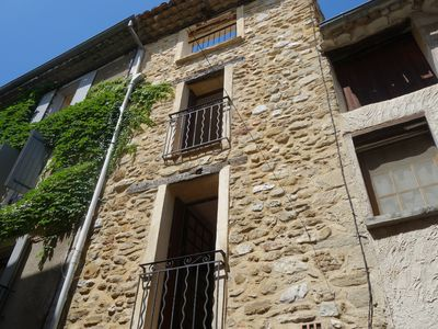 Photo for RURAL RETREAT IN PICTURESQUE PROVENCAL VILLAGE WITH PANORAMIC ROOF TERRACE
