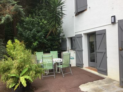 Photo for apartment Hendaye near beach with garden