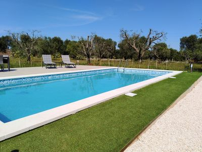 Photo for Charming STUDIO TRANQUIL with Swimming Pool set in 3 Acres of Olive Groves