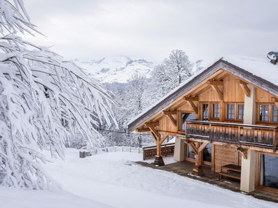 Photo for Chalet Conca   St Gervais - Megeve