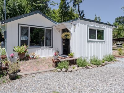 Photo for Cute cottage in Santa Cruz Mountains