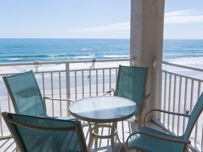 Photo for PH6A Palm House. Gorgeous, oceanfront 3 bedroom 2 bath condo