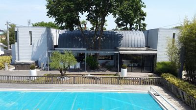 Photo for Architect house of 260 m2 with swimming pool between Bordeaux, Ocean and Vineyards