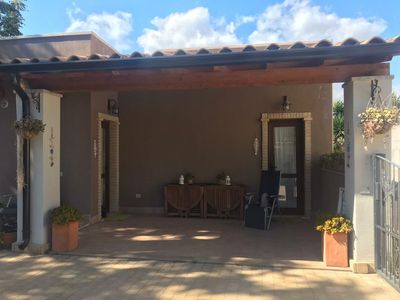 """Photo for Villa """"Heart of Historic Center A plus B"""" in Central Location with Wi-Fi, Terrace & Garden; Parking Available on Property"""