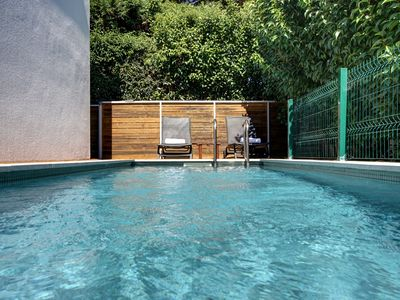 Photo for Cozy Sea View Villa in Cascais with swimming pool