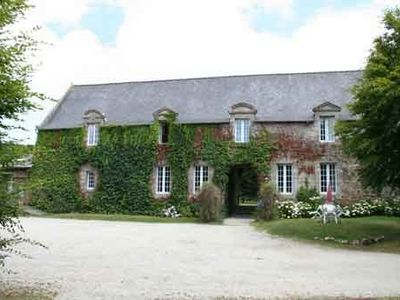 Photo for Studio in manor house with large garden on the Côte de Granit Rose - Perros Guirec