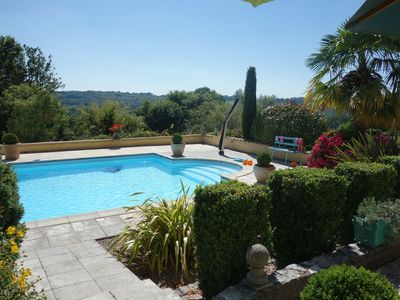 Photo for Dordogne house with pool 4/5 people
