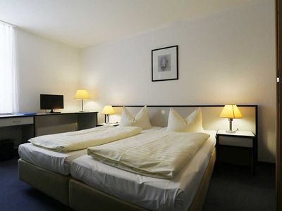 Photo for Twin Room - approx. 20 m² - Ferien Appartements am Park