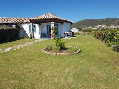 Photo for RESIDENCE: Beautiful villa just 500 meters from the beach with garden