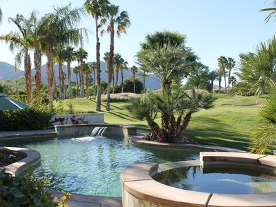 Photo for Stunning Home Located At PGA West Nicklaus Couse On 17th Hole In La Quinta, CA