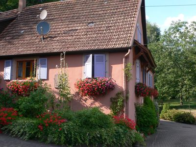 Photo for 2BR Cottage Vacation Rental in Maisonsgoutte, Grand Est