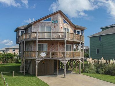 Photo for Elusive Drum   Oceanside in Buxton w/Easy walk to beach