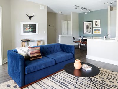 Photo for Sonder | East Eleventh | Vibrant 2BR + Balcony