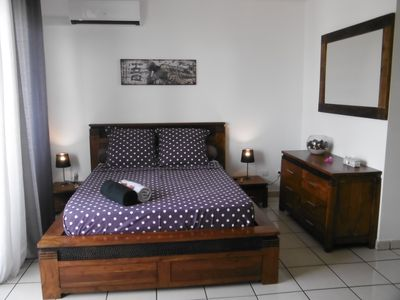 Photo for Large Studio downtown close to the beach (Saint Pierre)